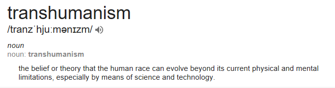 transhumanism_definition