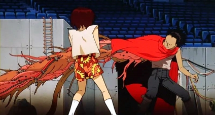 (Tetsuo's Transformation n.d.)