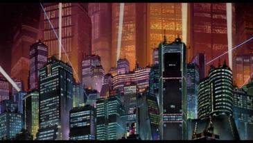 (Akira – Neo-Tokyo 2017)